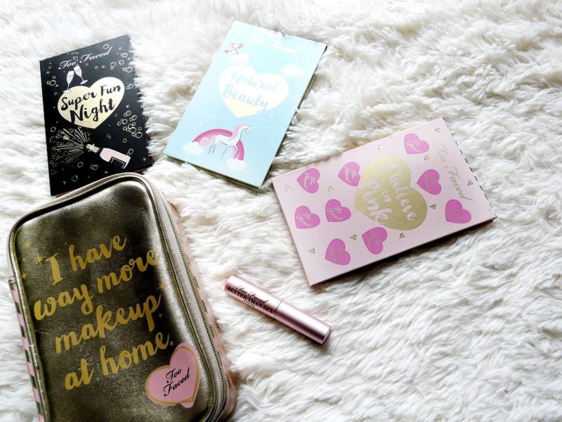 Too Faced - Collection Noël